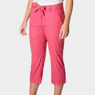Women's Holiday Capri Pants