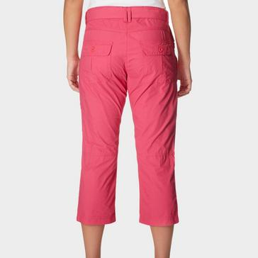 Pink Peter Storm Women's Holiday Capri Pants