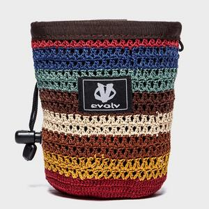 EVOLV Sherpa Knit Chalk Bag