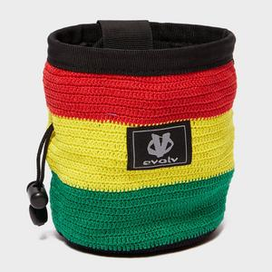 EVOLV Rasta Knit Chalk Bag