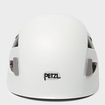 White Petzl Boreo Climbing Helmet