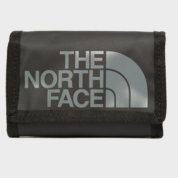 Black The North Face Base Camp Wallet