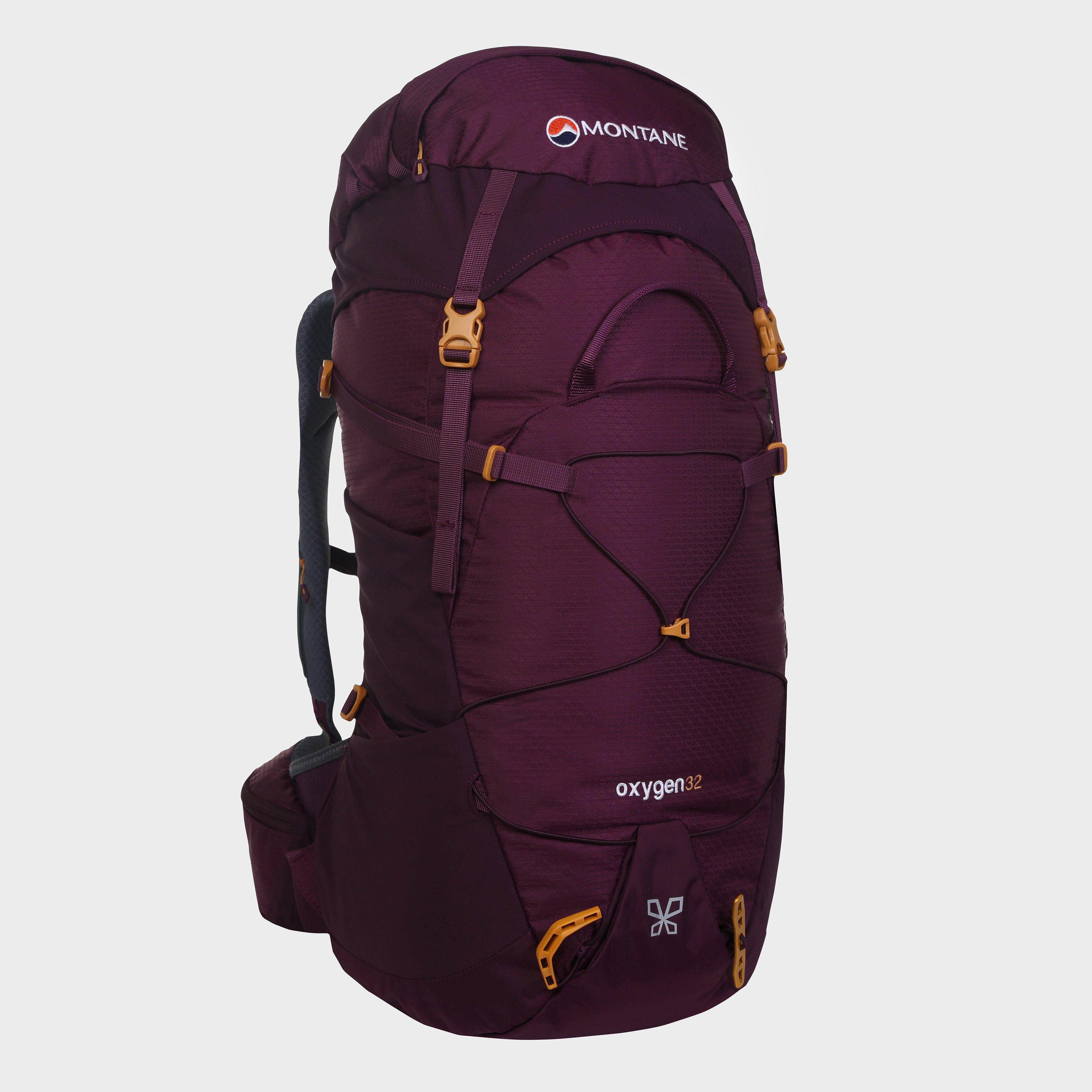 Montane Montane womens Oxygen 32 Daypack - Purple, Purple