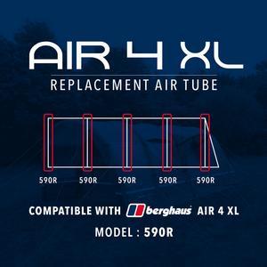 EUROHIKE Air 4 XL Replacement Air Tube
