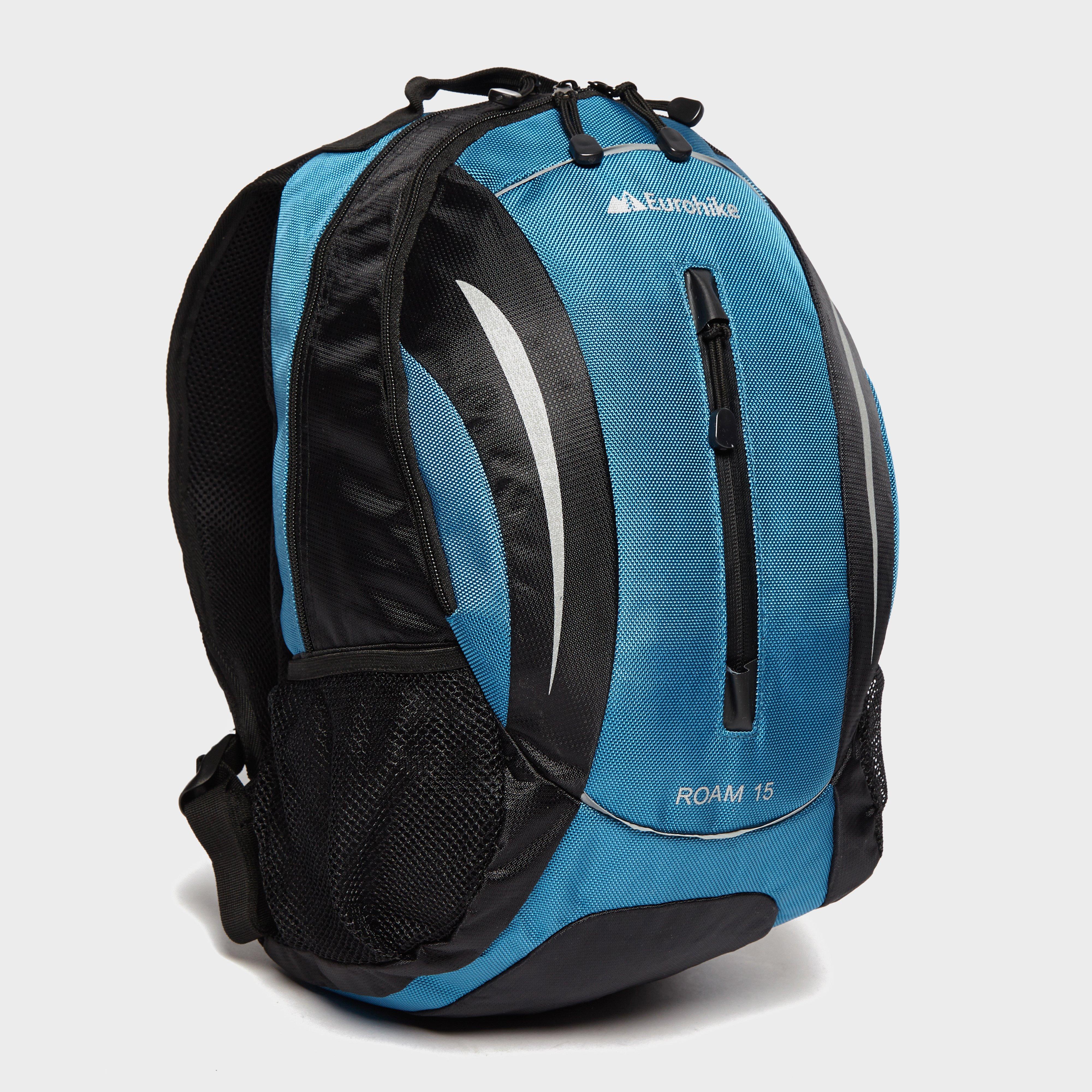 Eurohike Eurohike Roam 15L Daysack - Blue, Blue