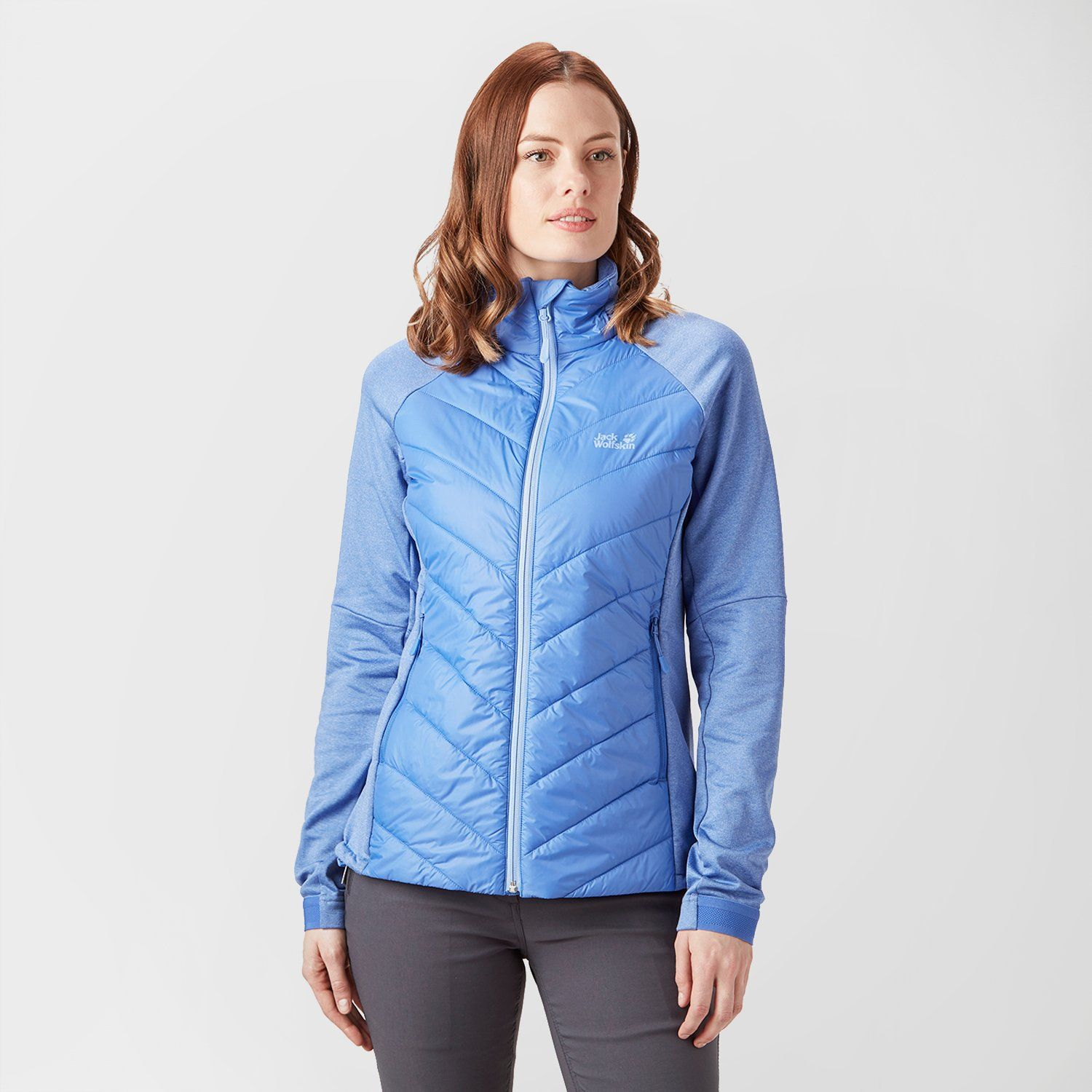 JACK WOLFSKIN Women's Sutherland Crossing Fleece Jacket