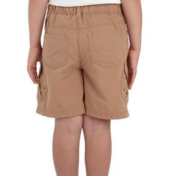 Brown Regatta Girls' Moonshine Shorts