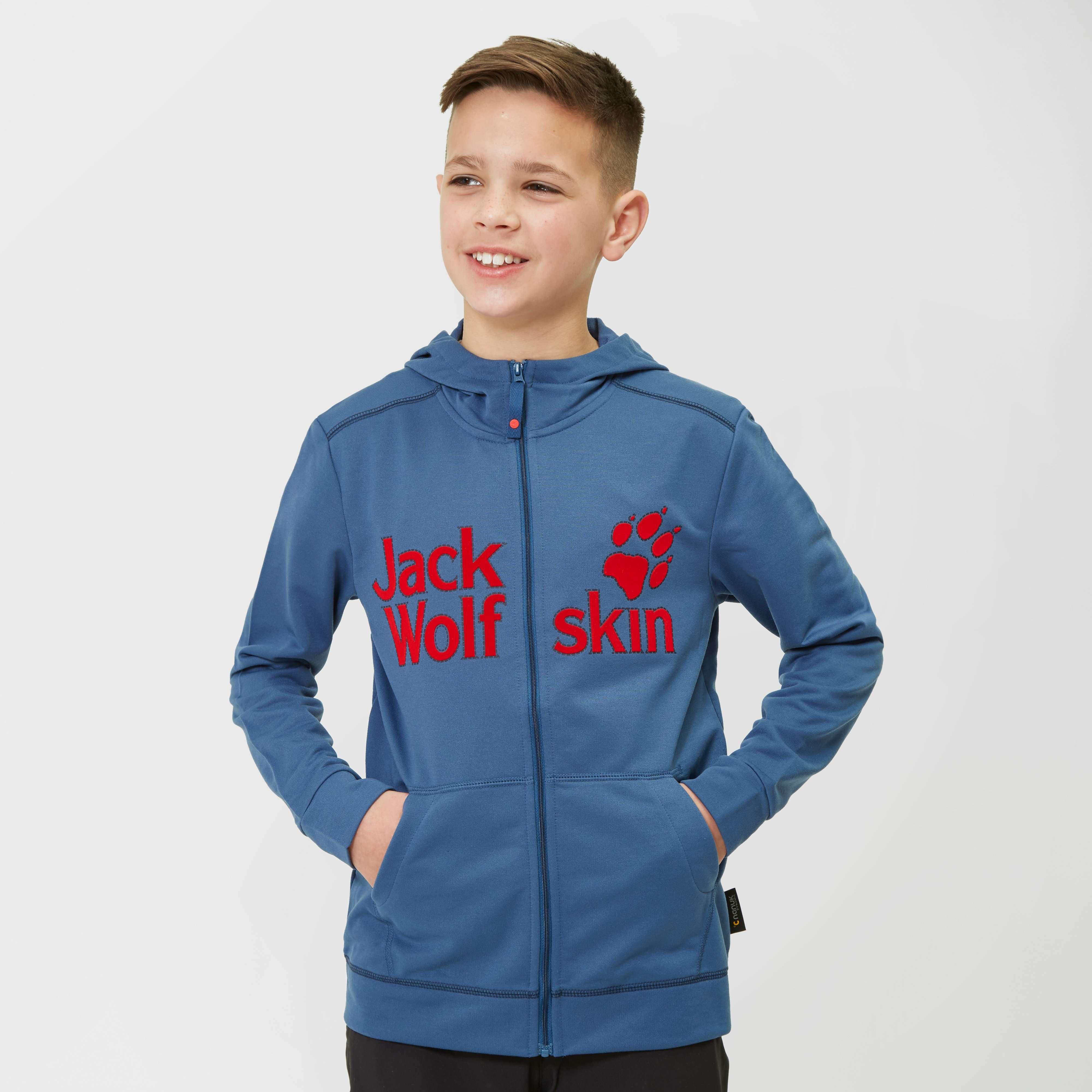 JACK WOLFSKIN Boy's Redland Jacket
