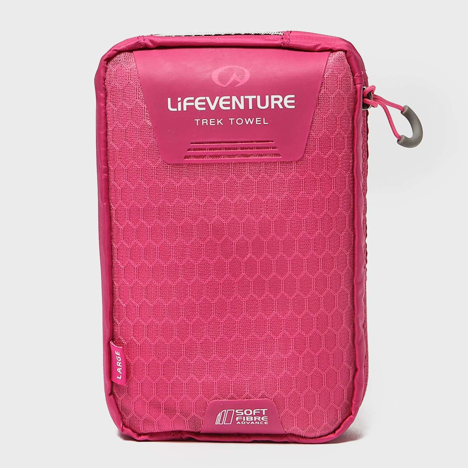 LIFEVENTURE SoftFibre Travel Towel