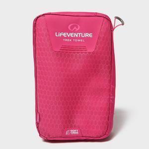 LIFEVENTURE SoftFibre Pink Travel Towel (Giant)
