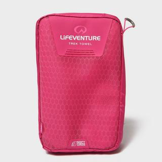 SoftFibre Pink Travel Towel (Giant)