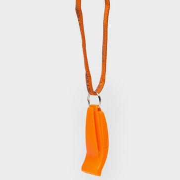 Orange Lifesystems Hurricane Whistle