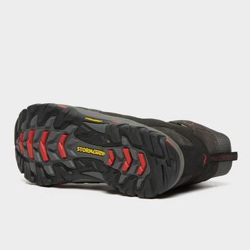 Grey|Grey Peter Storm Men's Arnside Mid Walking Boot