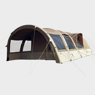 Beige Berghaus Air 6XL Polycotton Tent