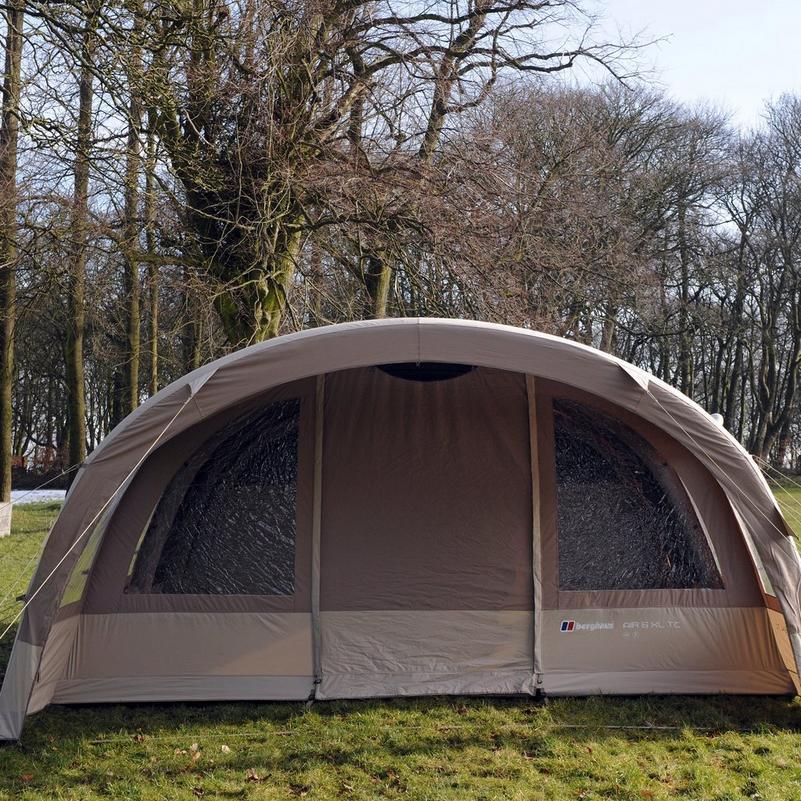 Berghaus Air Polycotton 6XL Tent