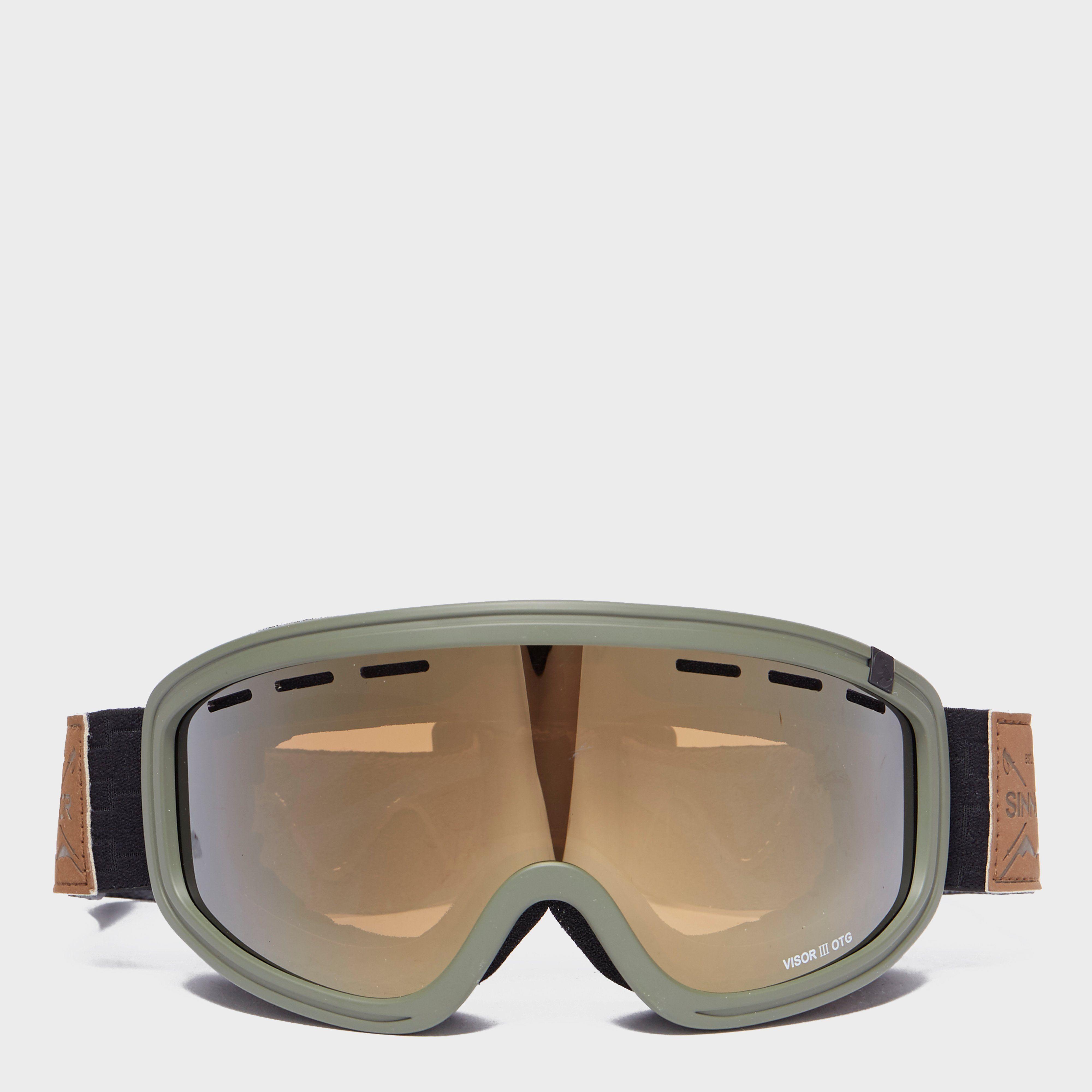SINNER Visor III OTG Goggles