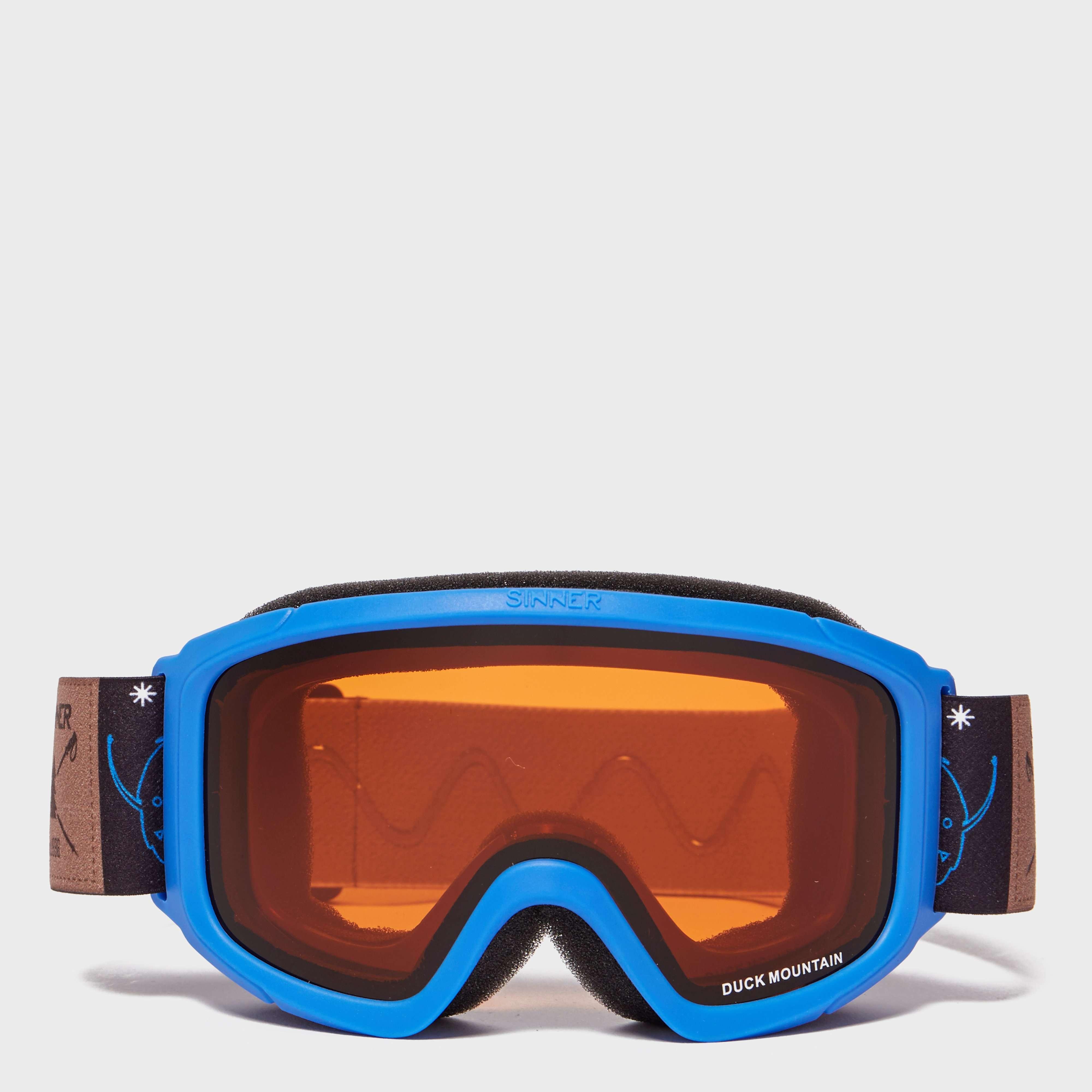 SINNER Duck Mountain Kids' Goggles