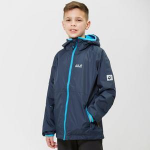 JACK WOLFSKIN Boy's Rainy Days Waterproof Jacket