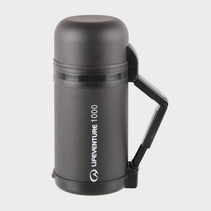 LIFEVENTURE Wide Mouth Vacuum Flask 1L
