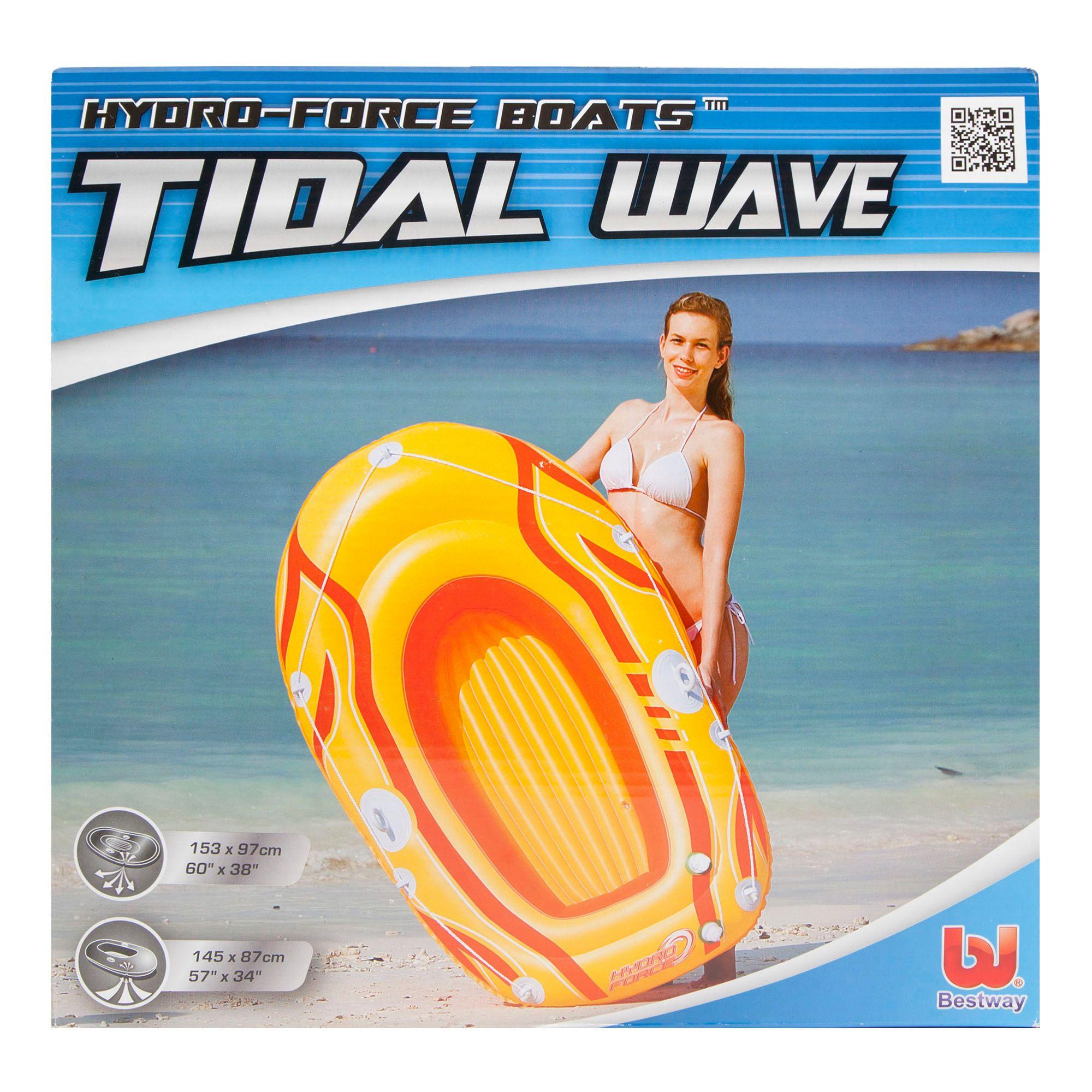 SUMMIT Hydro-Force Tidal Wave Dinghy 57 x 34
