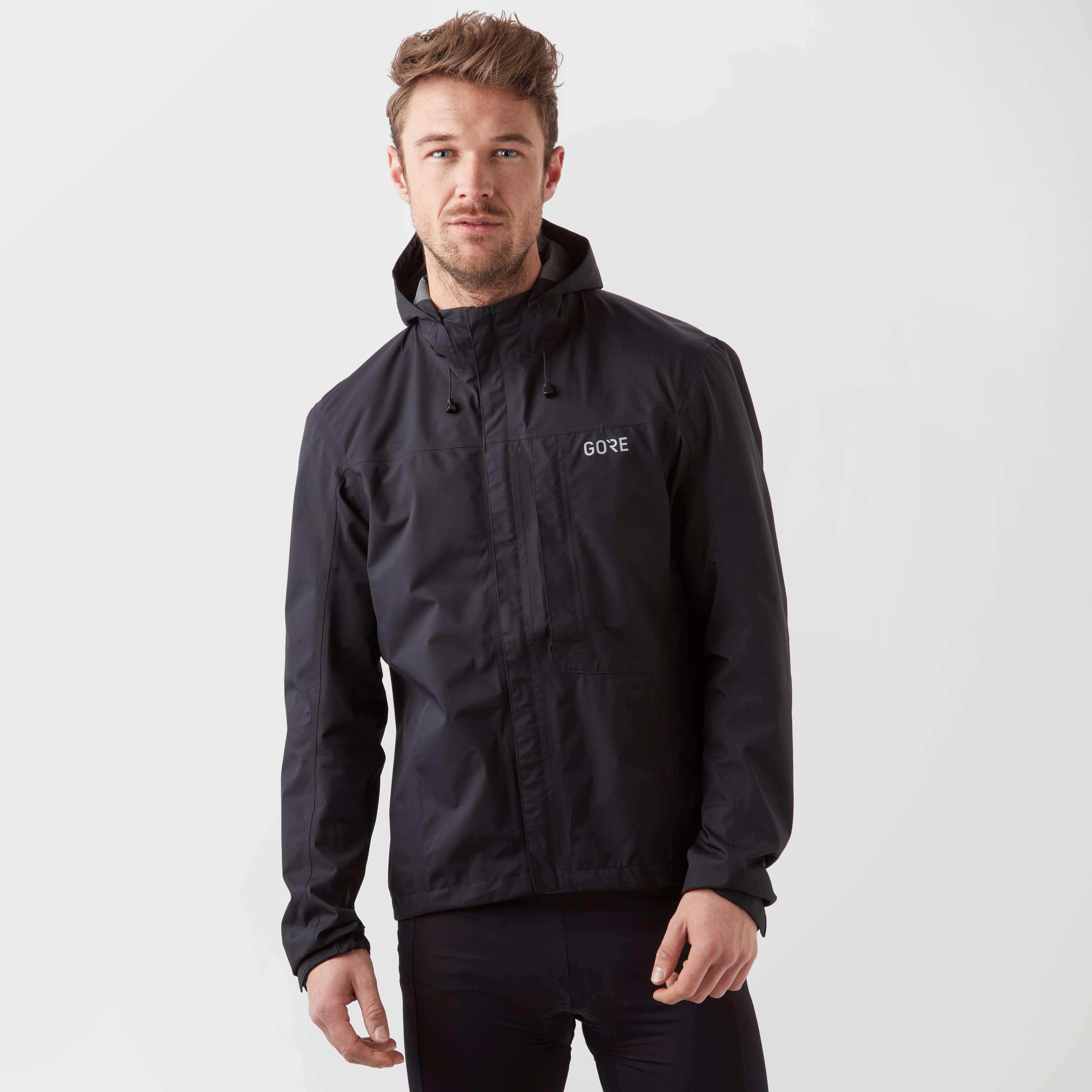 GORE Men's C3 GORE-TEX® Paclite® Hooded Waterproof