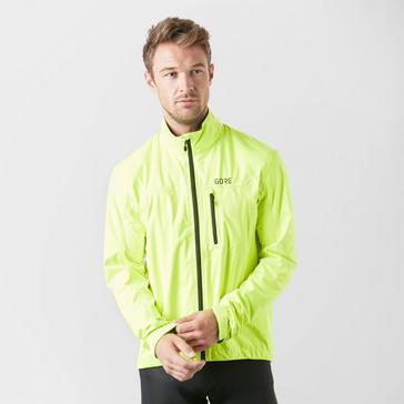 Yellow Gore Men's C3 GORE-TEX® Active Jacket