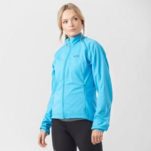 GORE Women's C3 GORE® Windstopper® Phantom Zip-Off Jacket