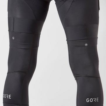 Black Gore Men's C3 Knee Warmers