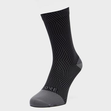 Grey|Grey Gore Men's C3 Optiline Mid Socks