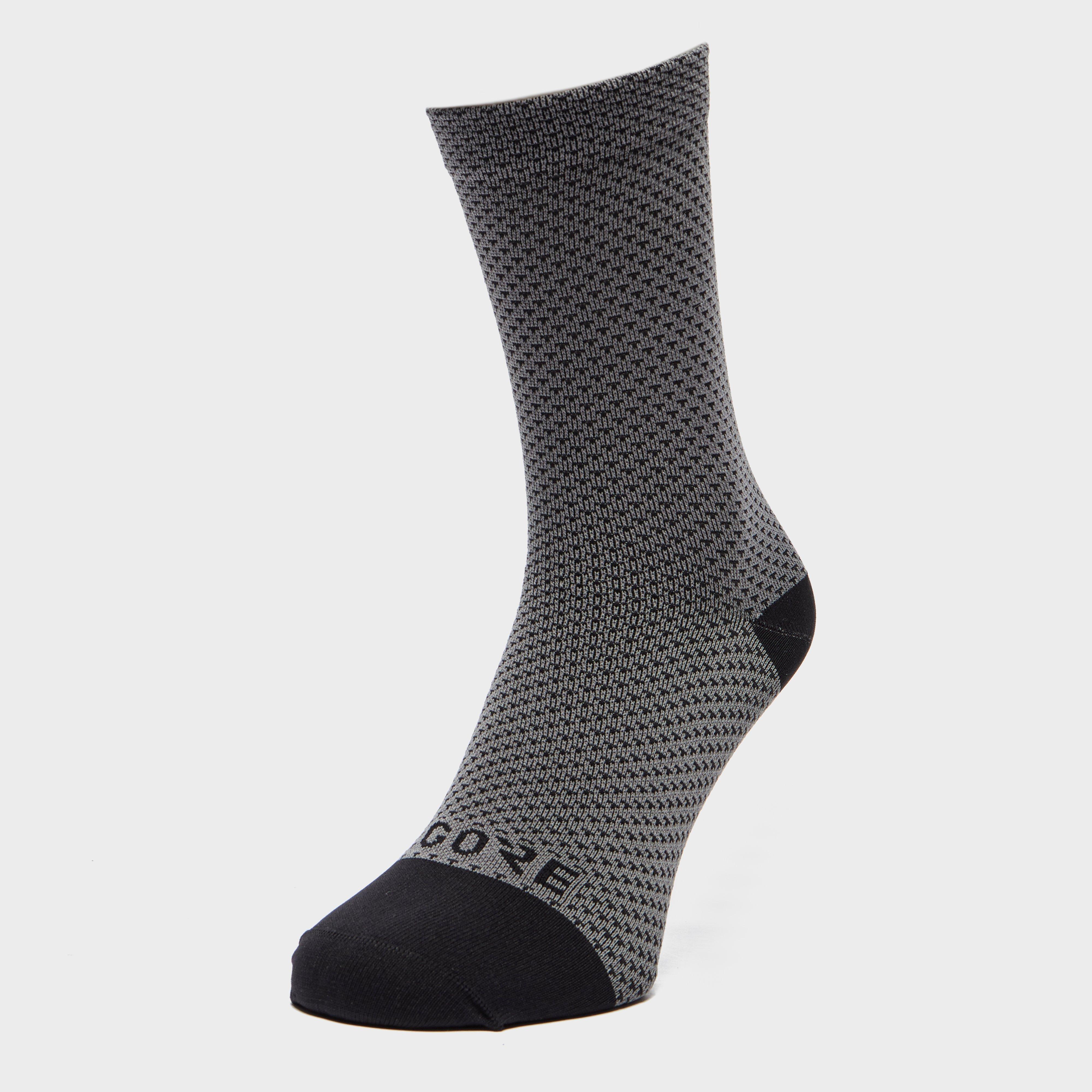 Gore Men's C3 Dot Mid Socks - Grey, Grey