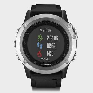 GARMIN fenix 3 Silver HR Watch