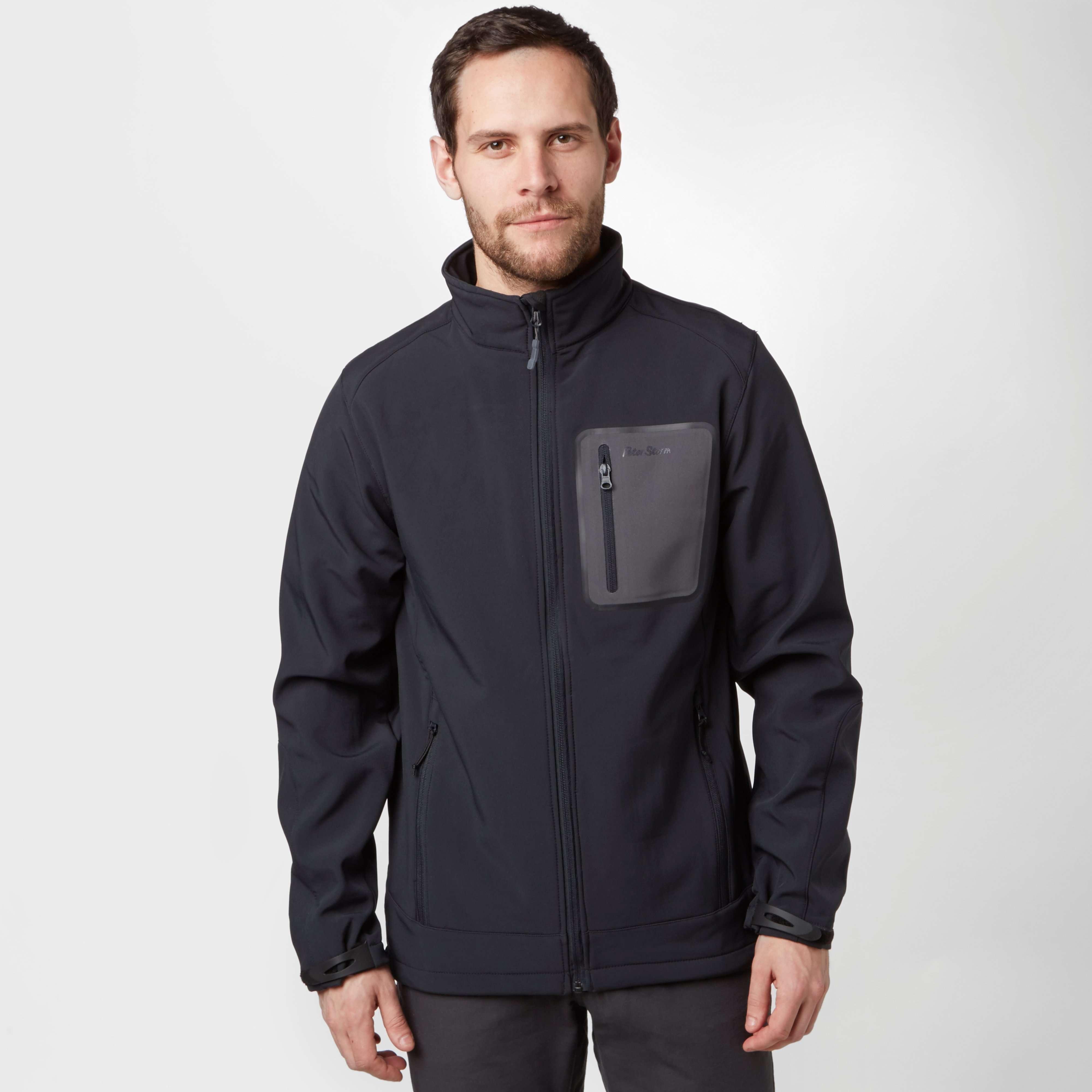 PETER STORM Men's Bonded Softshell Jacket
