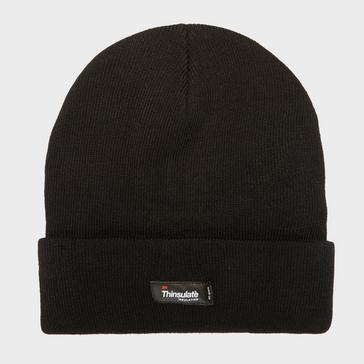 Black Peter Storm Unisex Thinsulate Beanie Hat