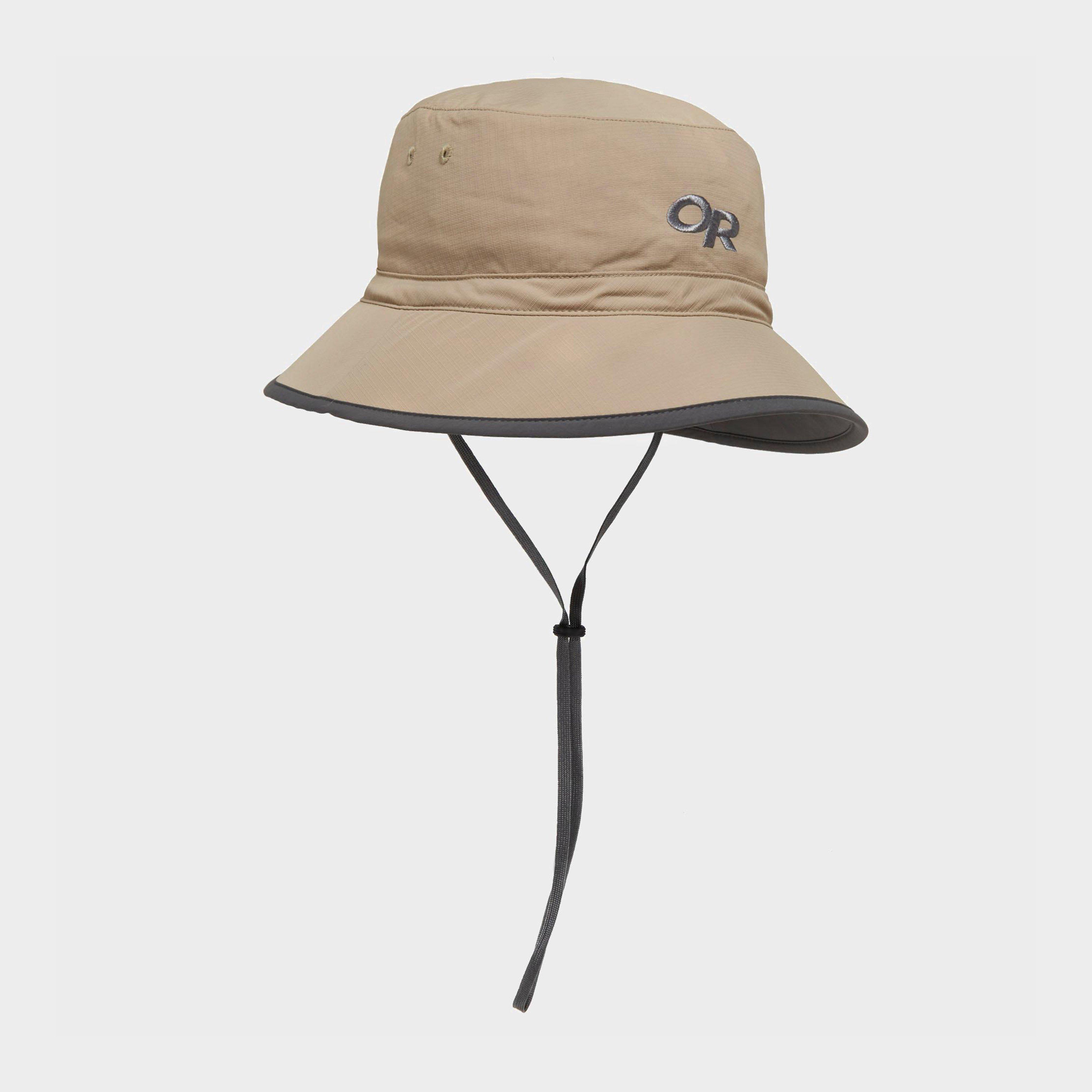 Outdoor Research Outdoor Research Sun Bucket Hat - Khaki, Khaki
