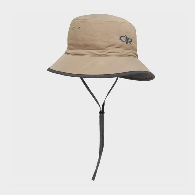 fb03e4c8f1a020 Khaki OUTDOOR RESEARCH Sun Bucket Hat image 1