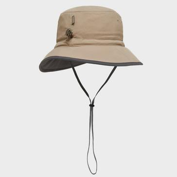 Khaki Outdoor Research Sun Bucket Hat