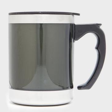 Black Berghaus Camping Mug