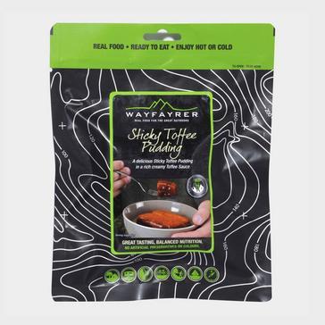 Green Wayfayrer Sticky Toffee Pudding