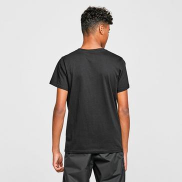 Black Berghaus Kid's Logo Tee