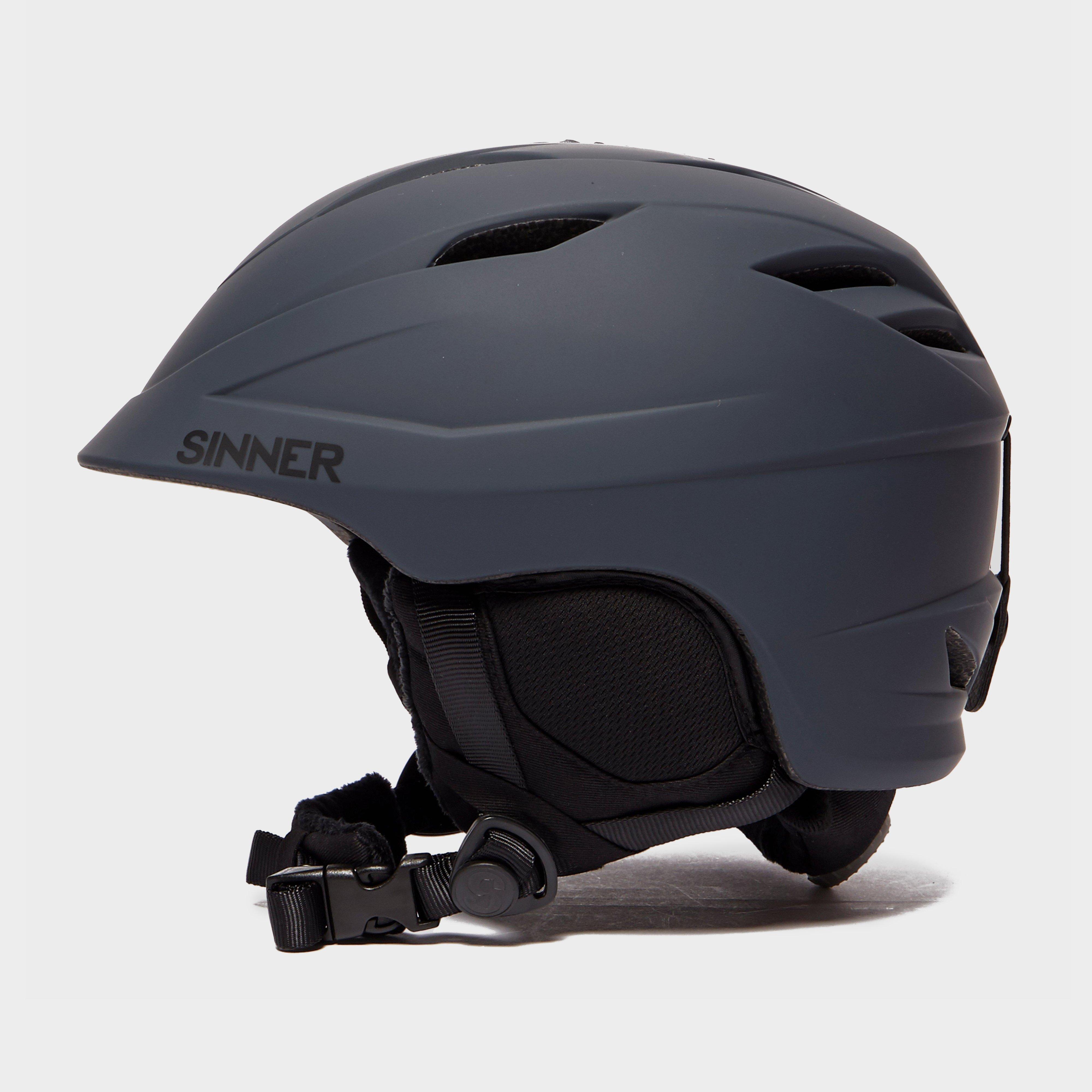 Sinner Sinner Gallix II Ski Helmet - Dark Grey, Dark Grey