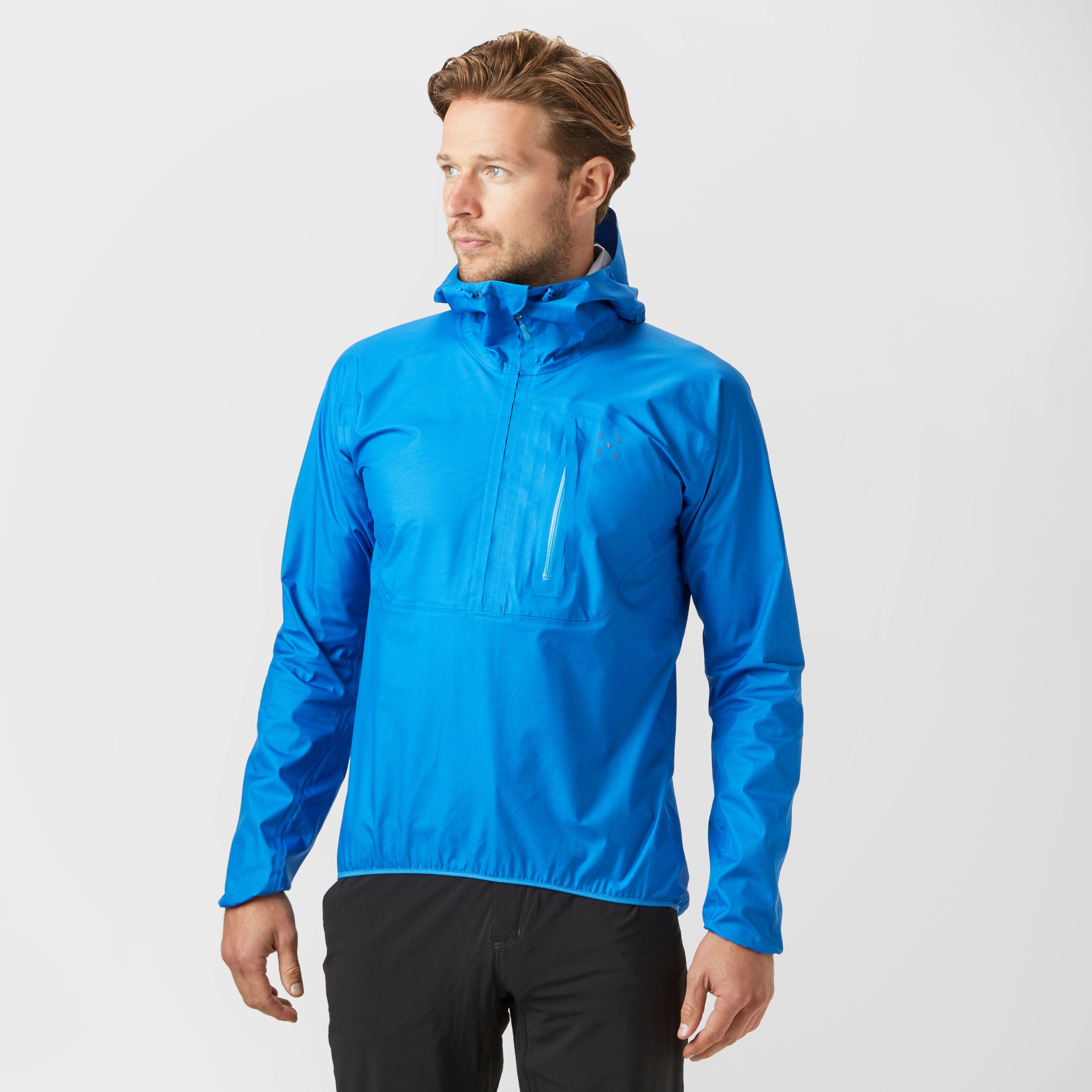 HAGLOFS Men's Gram Comp Pull Over GORE-TEX® Active Jacket