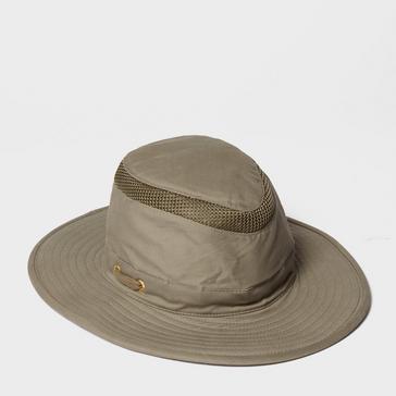 Khaki Tilley Unisex T4MO-1 Hiker's Hat