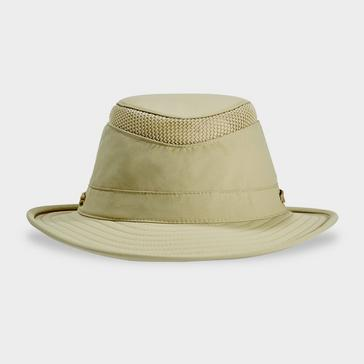 Cream Tilley LTM5 Airflow Hat