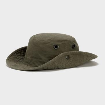 Khaki Tilley T3 Wanderer Hat