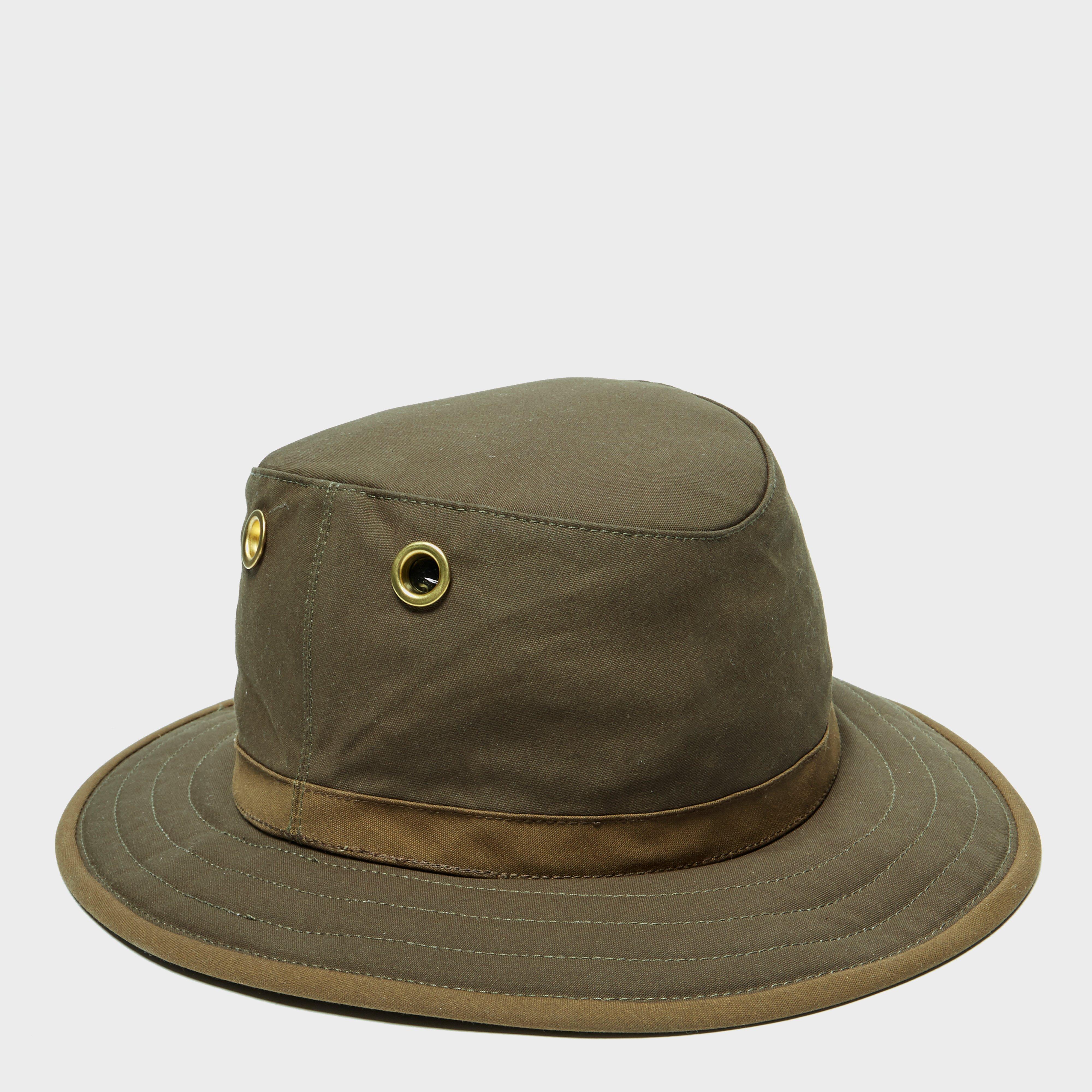 Tilley Tilley TWC7 Outback Waxed Cotton Hat - Khaki, Khaki