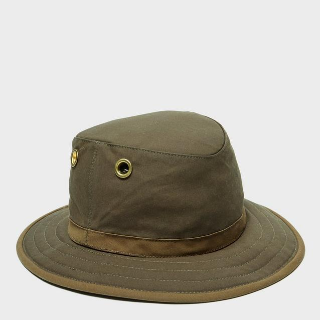 11a3a57b TILLEY TWC7 Outback Waxed Cotton Hat image 1