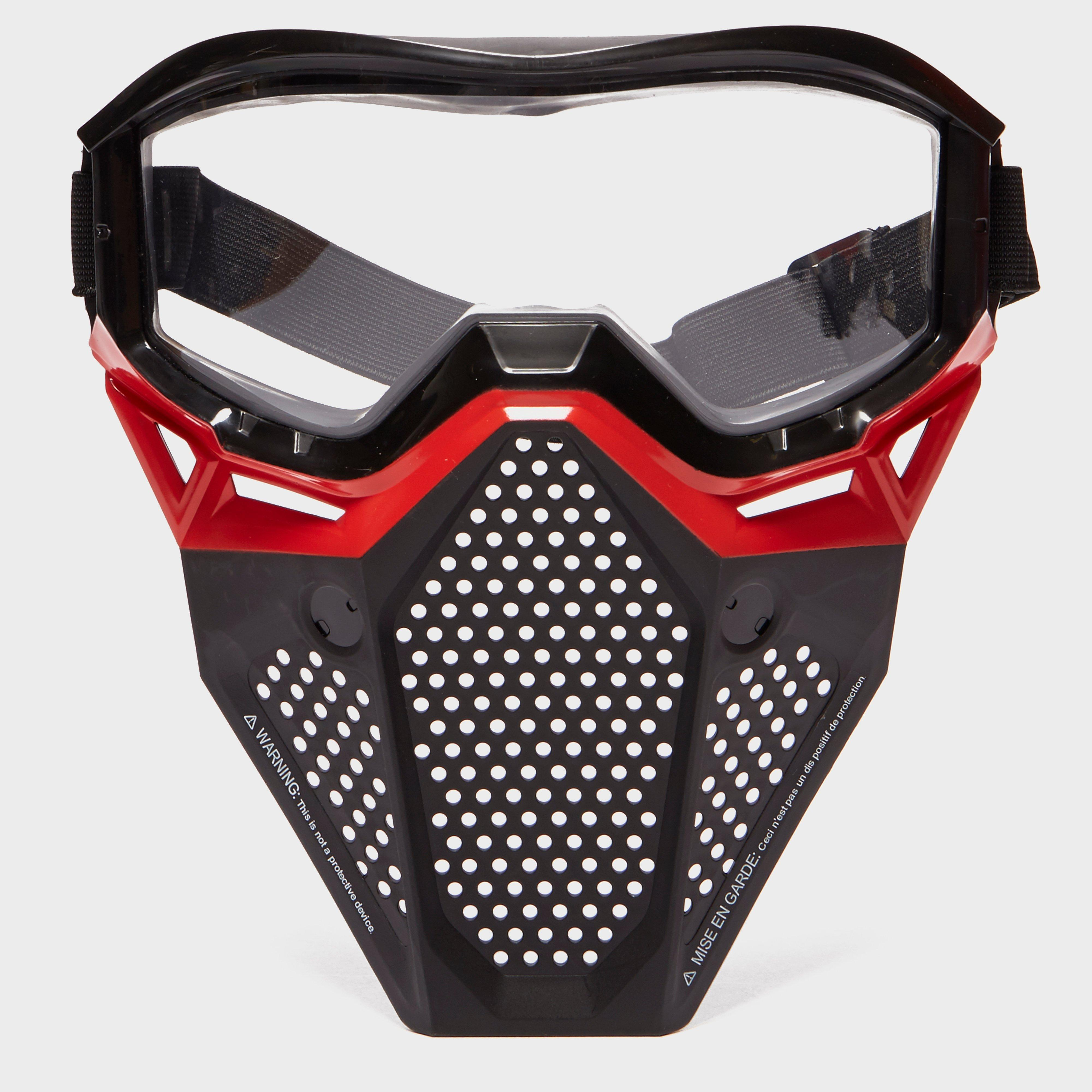 NERF Nerf Rival Face Mask (Red) - N/A, N/A