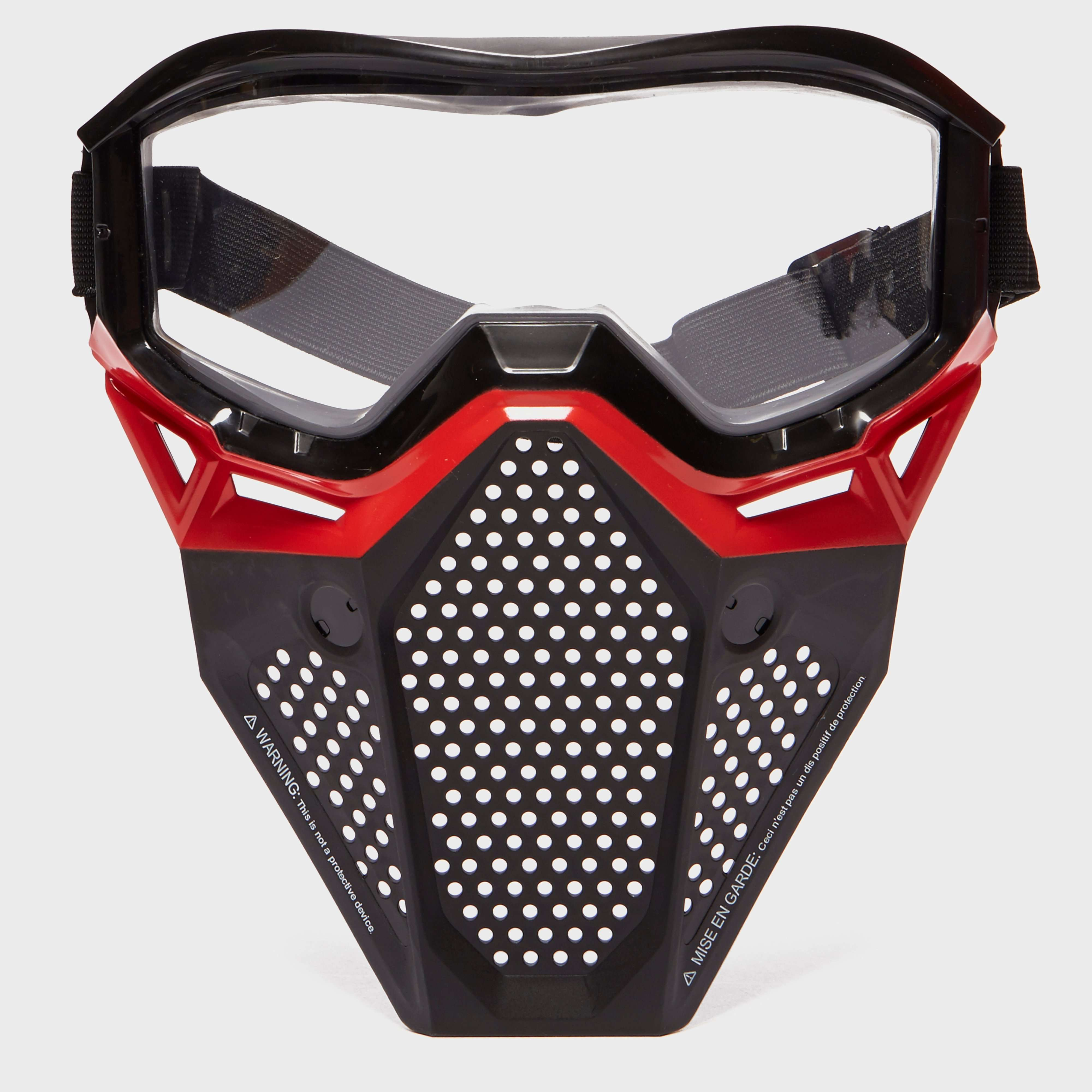 NERF Nerf Rival Face Mask (Red)