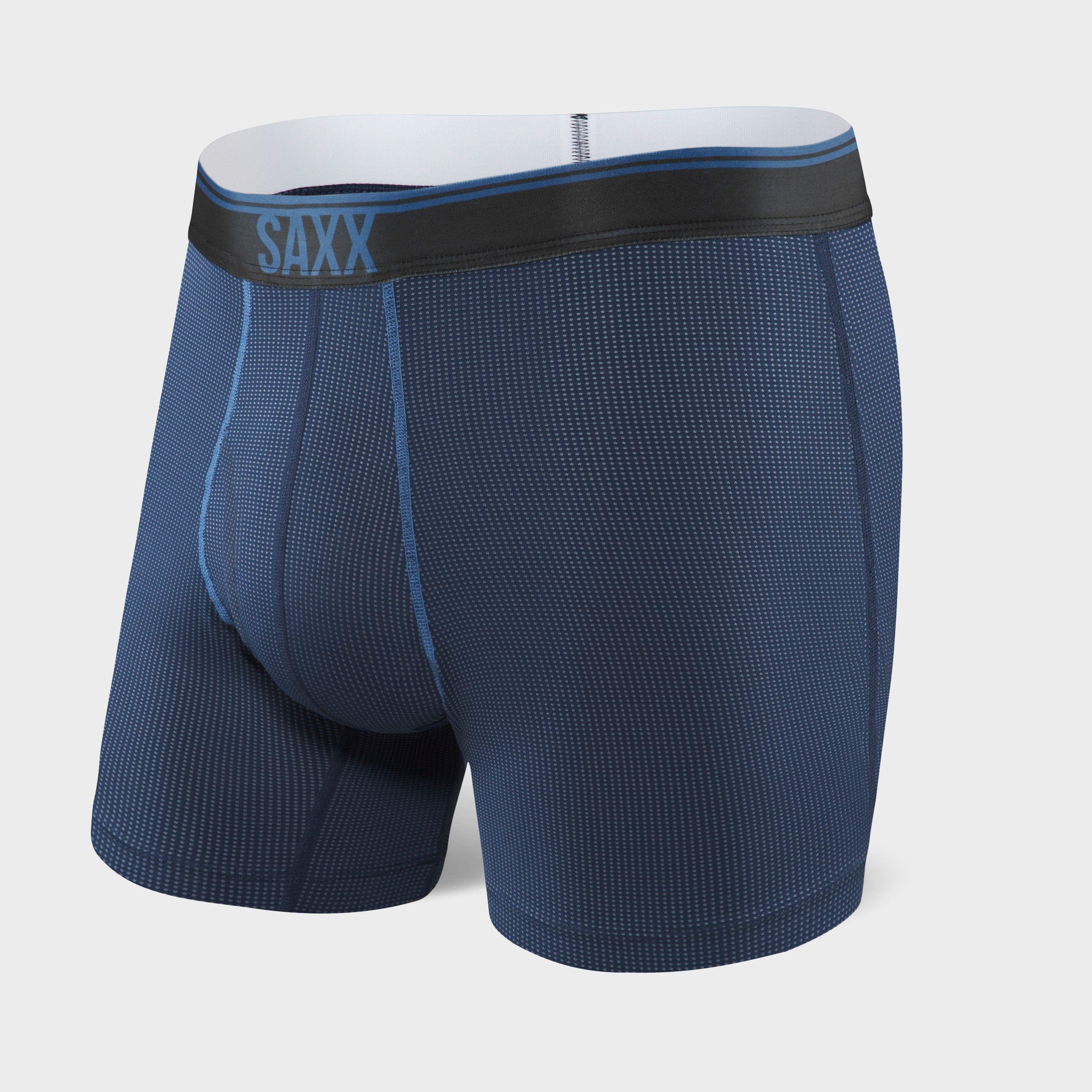 SAXX Men's Quest 2.0 Boxer Short
