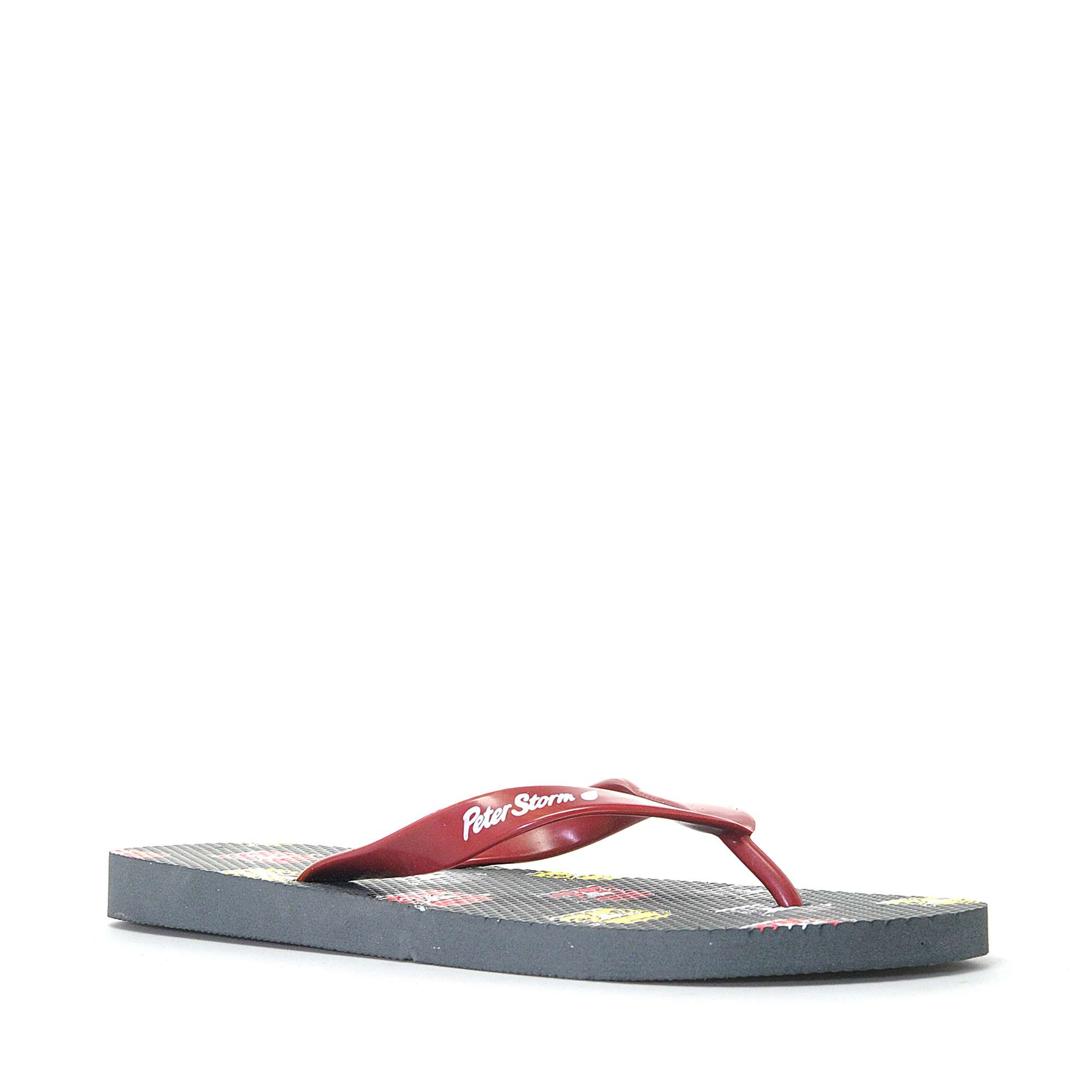 PETER STORM Men's Camper Flip Flops